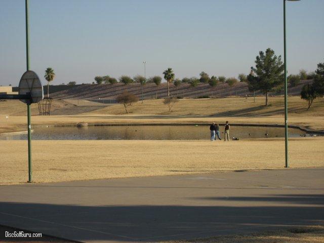 Emerald Park Disc Golf Course In Mesa